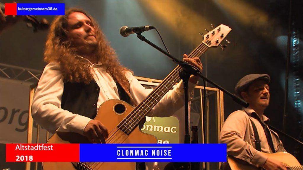Clonmac Noise auf dem Altstadtfest Gifhorn 2018