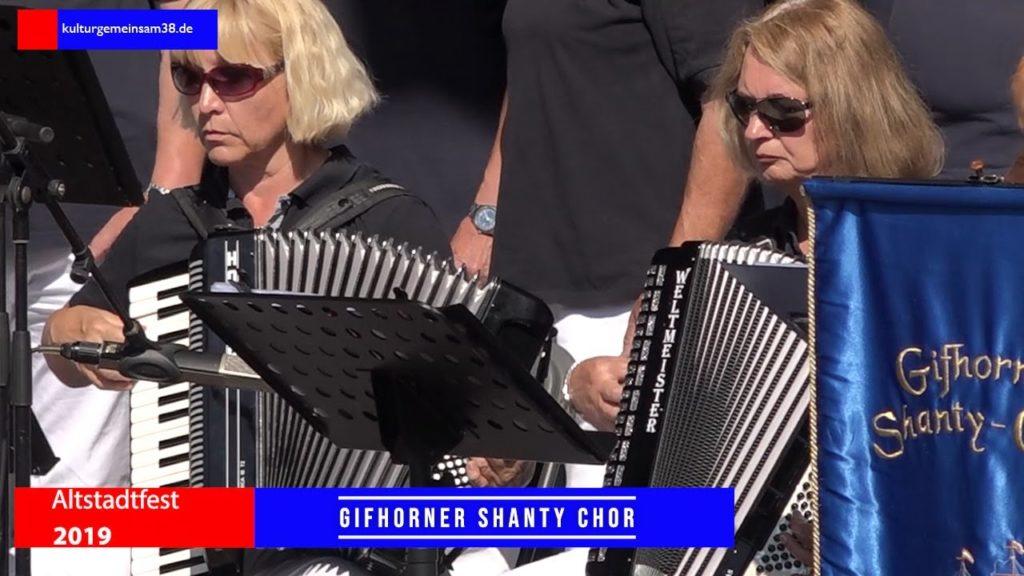 Gifhorner Shanty Chor 2019