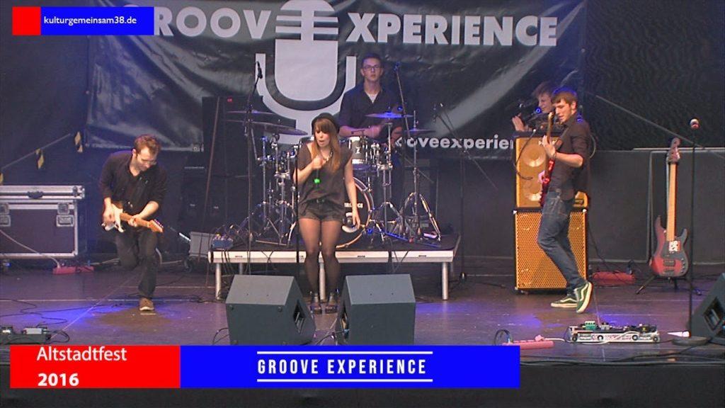 Groove Experience beim Altstadtfest Gifhorn 2016