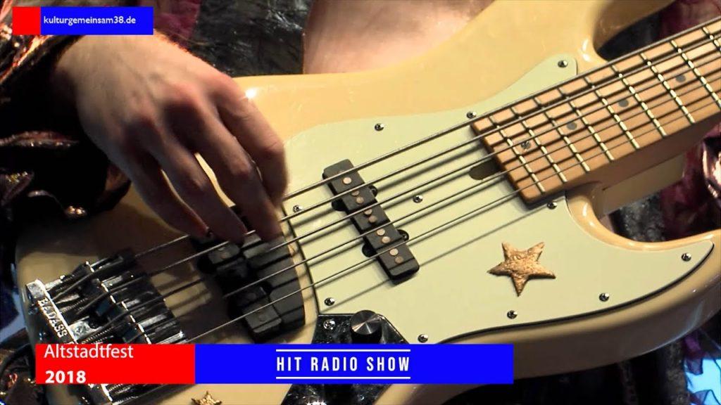 Hit Radio Show beim Altstadtfest Gifhorn 2018