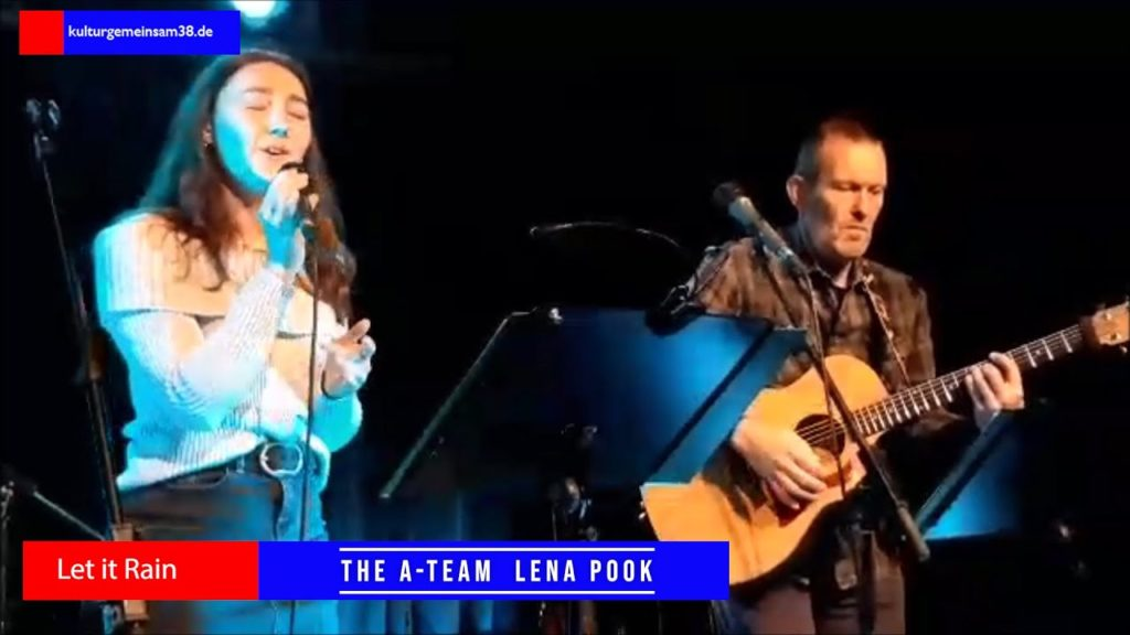 The A-Team Lena Pook - Let It Rain