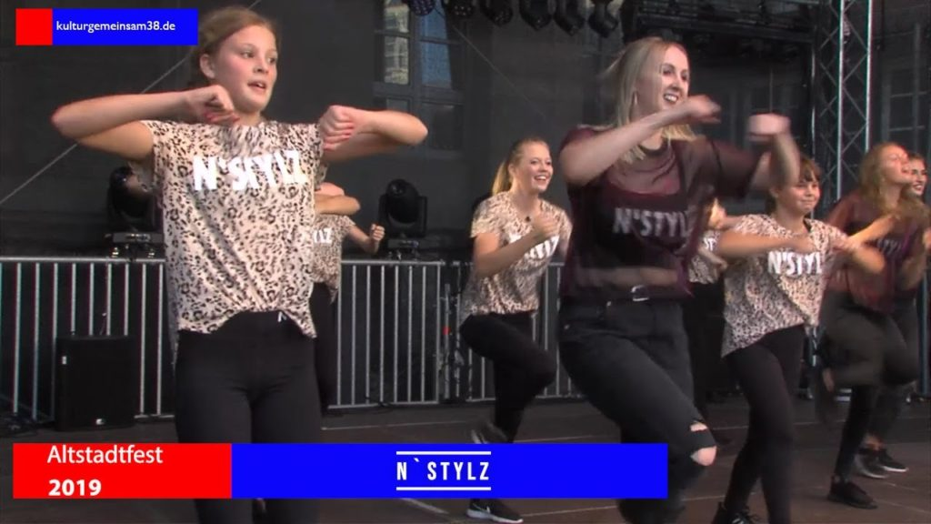 N'Stylz auf dem Altstadtfest Gifhorn 2019