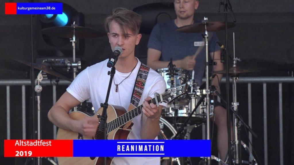 Reanimation auf dem Altstadtfest Gifhorn 2019