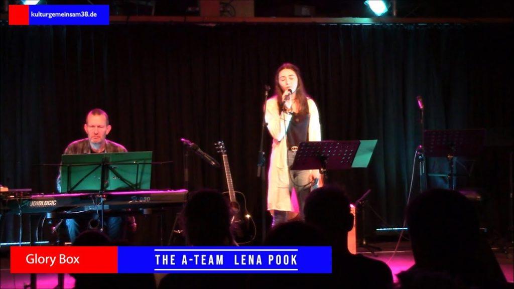 The A-Team Lena Pook - Glory Box
